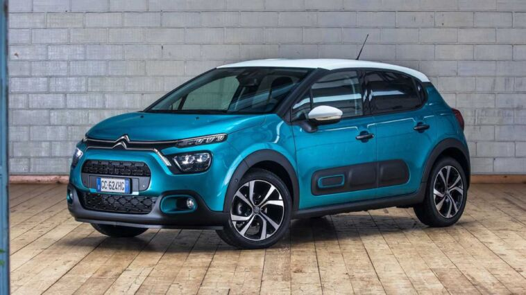 Citroën C3 in offerta
