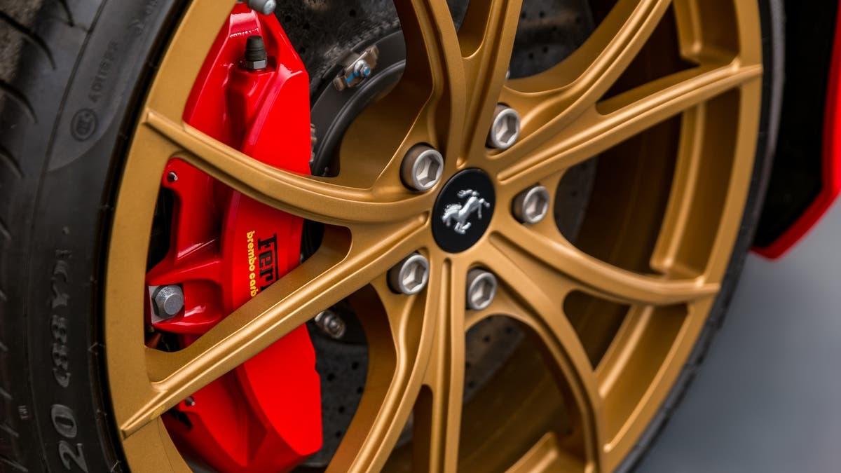 Ferrari 458 Italia Niki Lauda Edition one-off