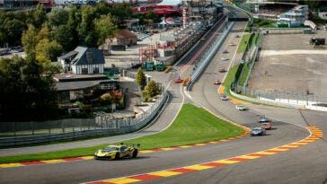 Ferrari Challenge Spa-Francorchamps