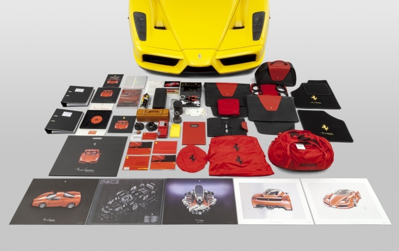 Ferrari Enzo Giallo Modena
