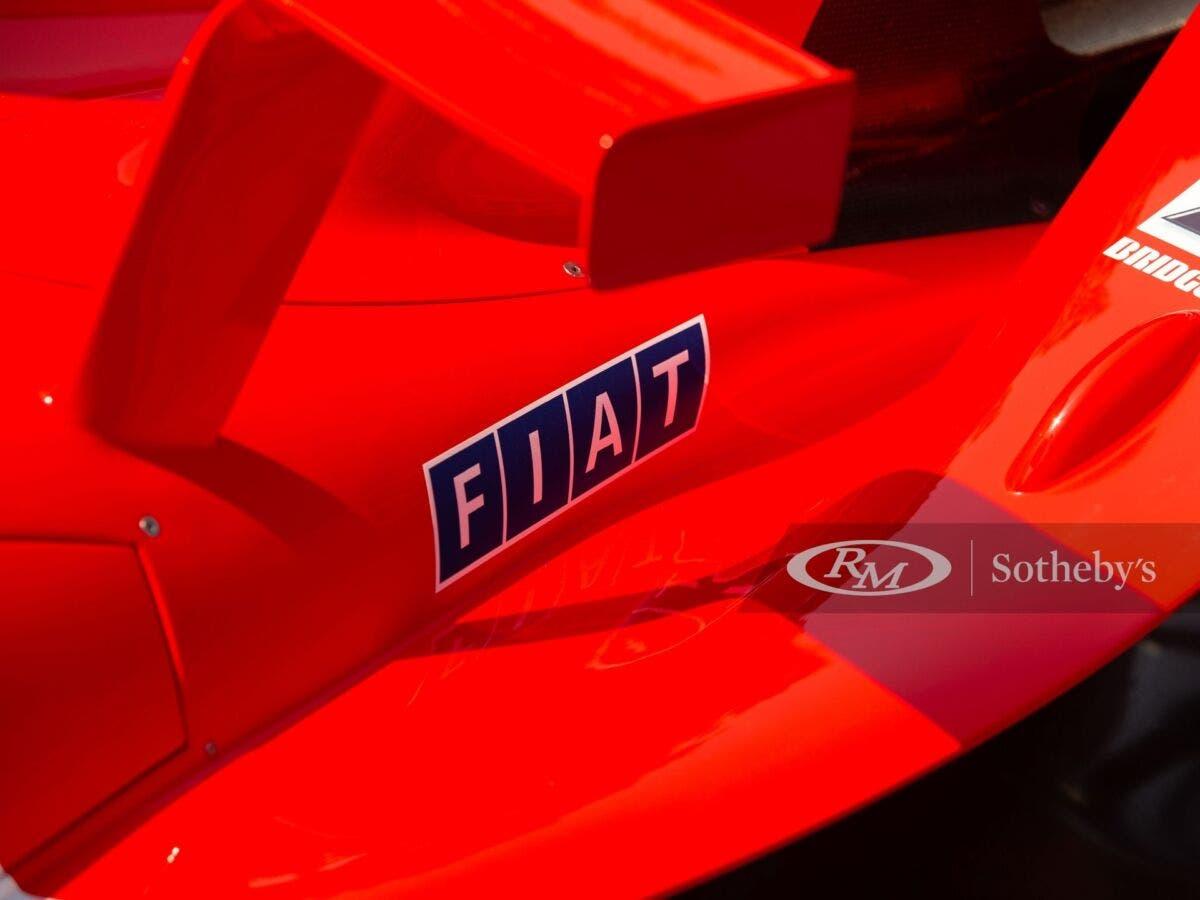 Ferrari F2003 show car asta
