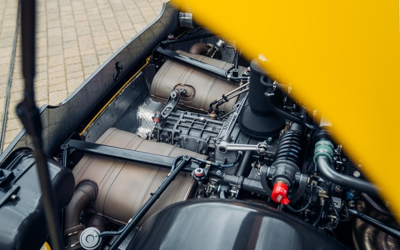 Ferrari F50 Giallo Modena