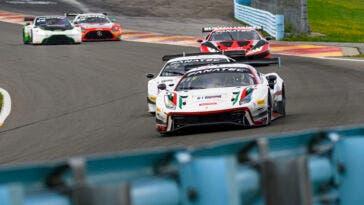Ferrari GT World Challenge America