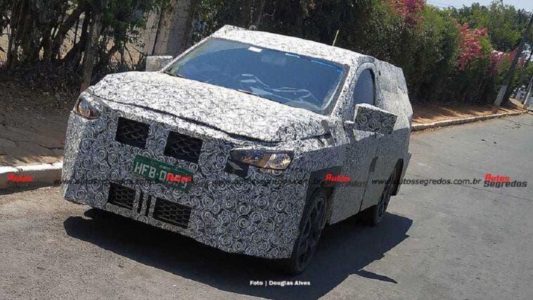 Fiat SUV coupé ultime foto spia