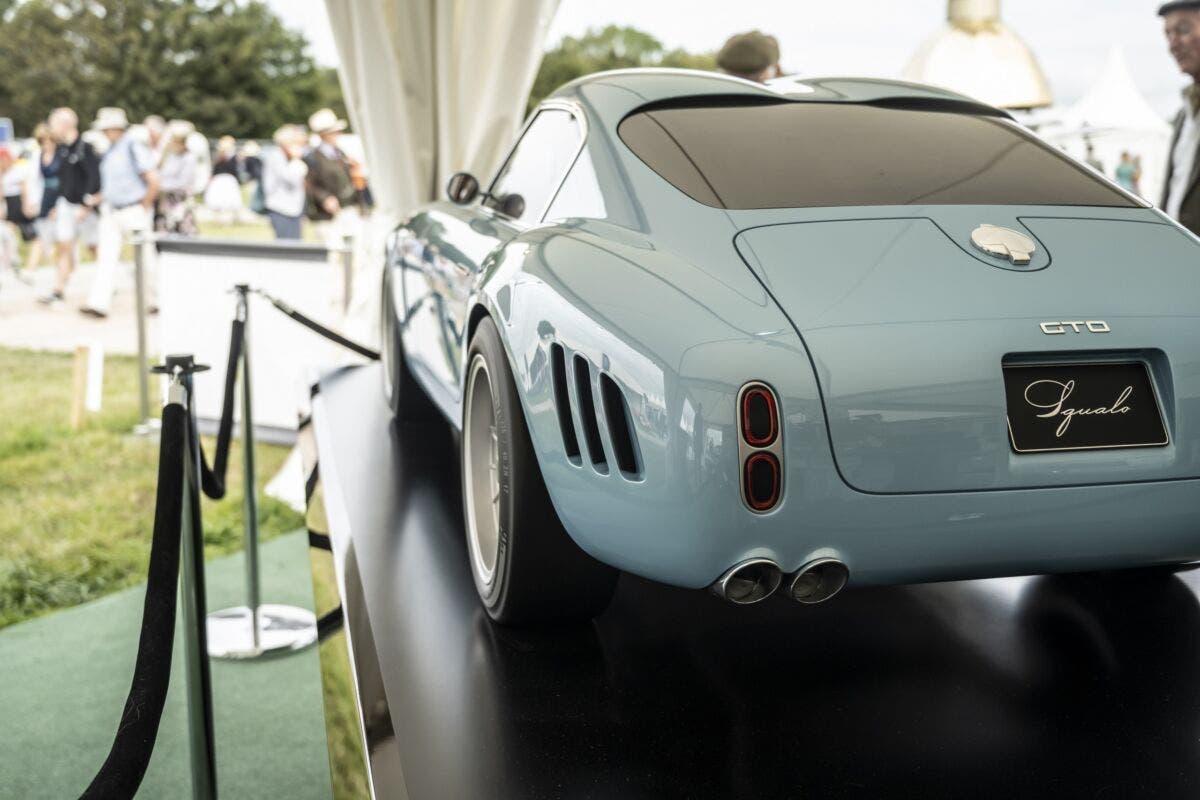 GTO Squalo Goodwood Revival 2021