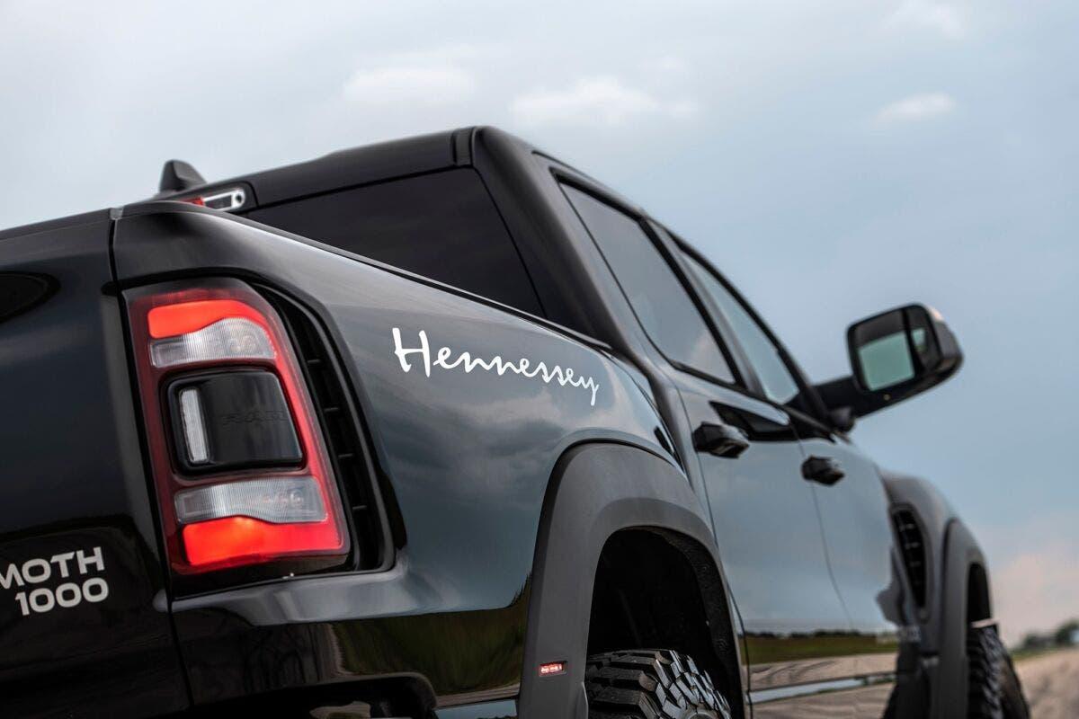 Hennessey Mammoth 1000 2022 Ram 1500 TRX