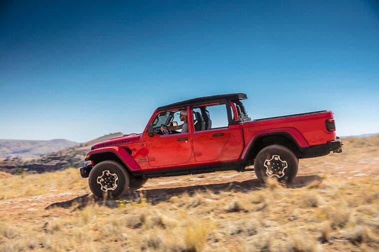 Jeep Gladiator JPP Dual-Door Group
