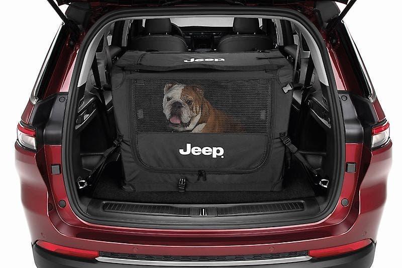 Jeep Grand Cherokee L accessori Mopar