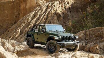 Jeep Wrangler Willys Xtreme Recon 2022
