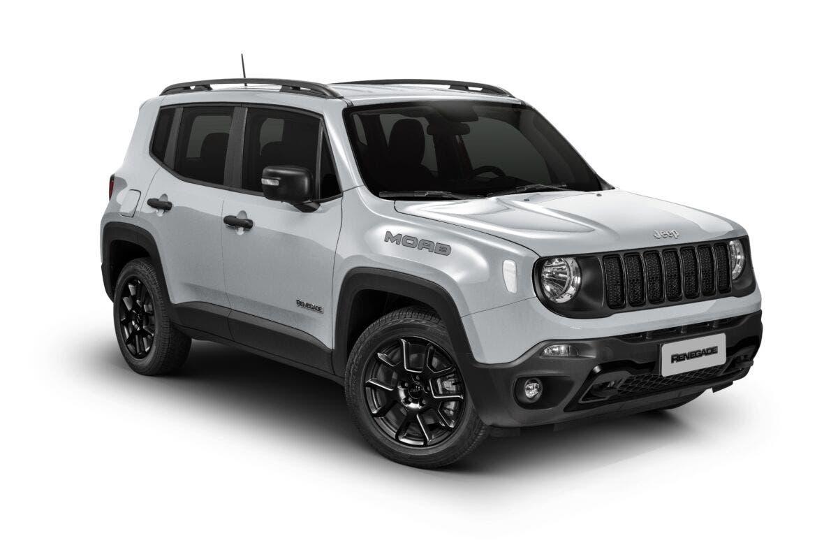 Jeep record agosto Brasile