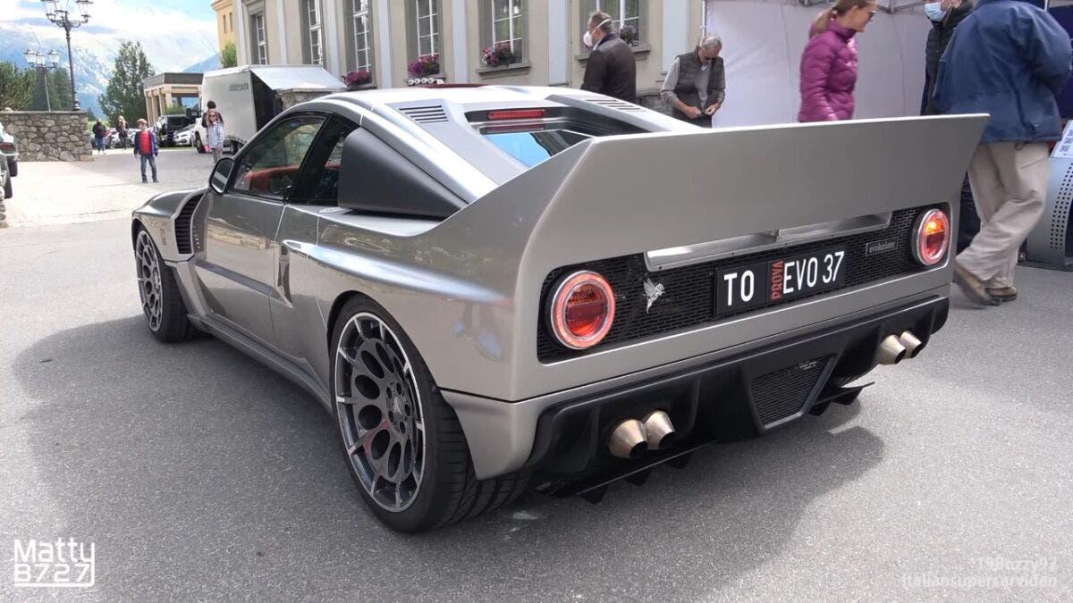 Kimera EVO37 vs Lancia 037