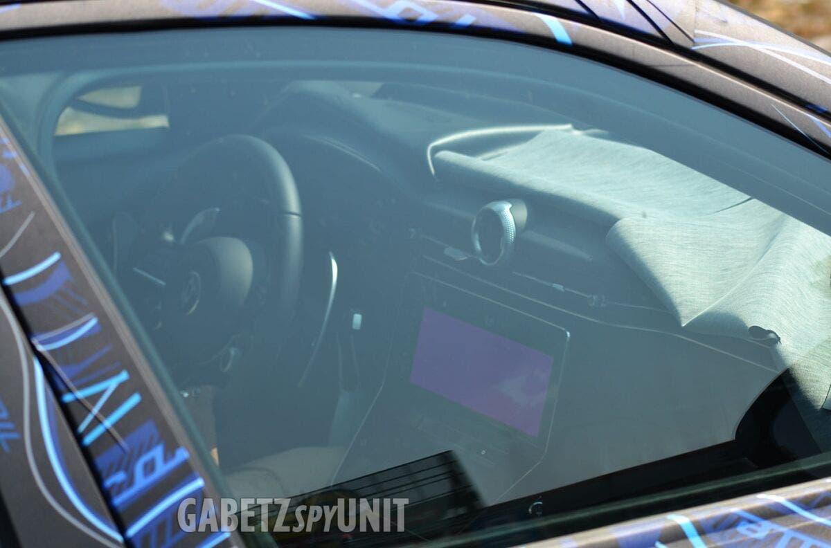 Maserati Grecale nuovo avvistamento foto spia