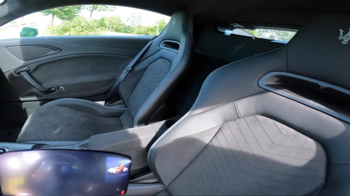 Maserati MC20 test Novitec