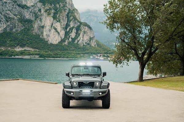 Militem Ferox-T Jeep Gladiator