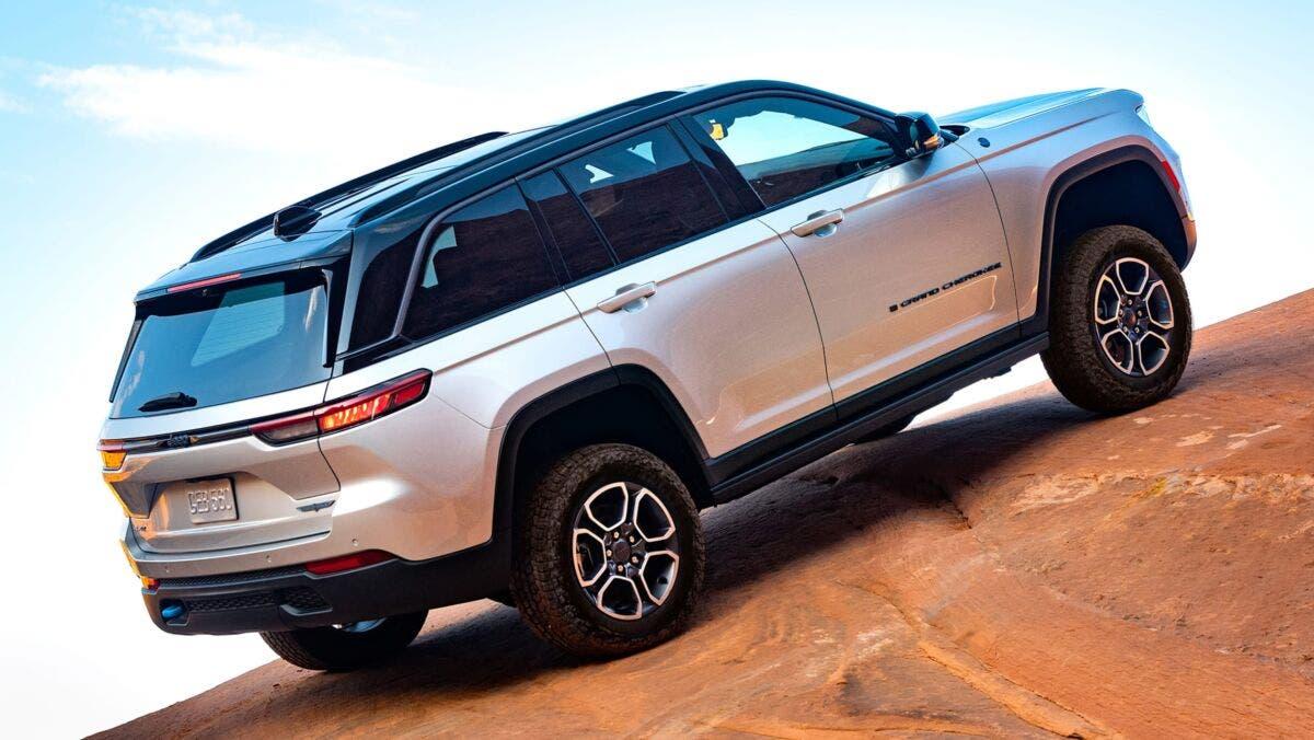Nuova Jeep Grand Cherokee 1