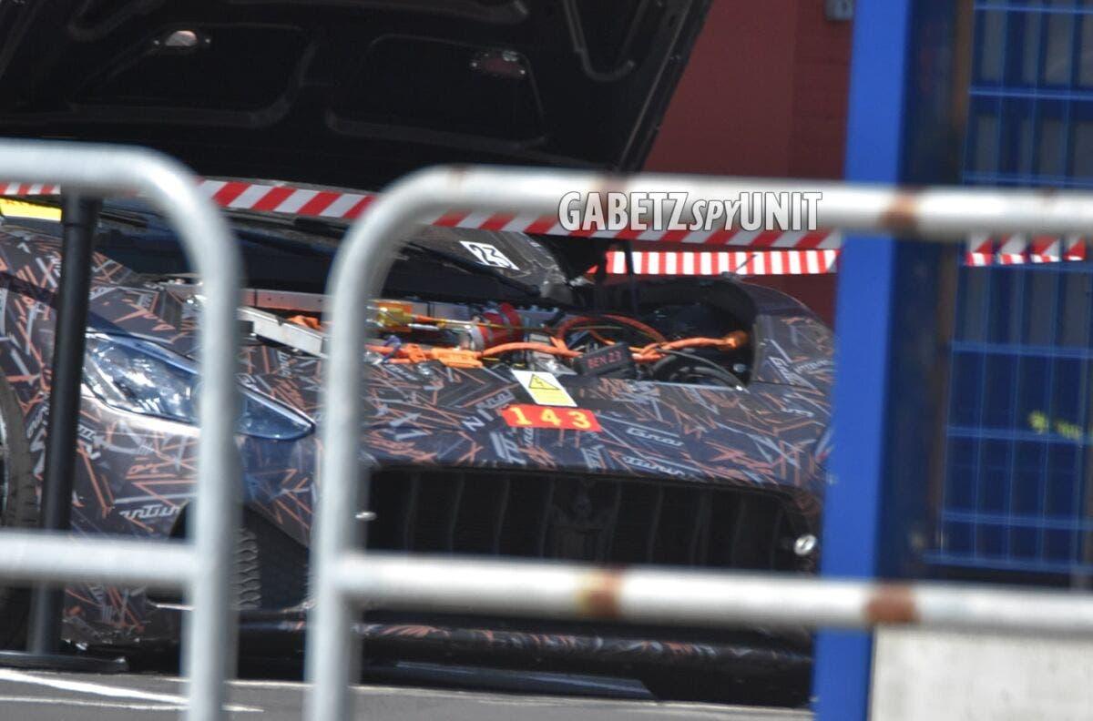 Nuova Maserati GranTurismo Folgore prime foto spia