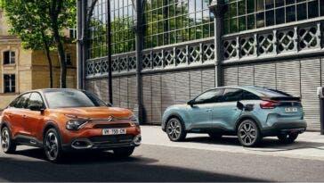 Nuove Citroën C4 e-C4 vendite Europa