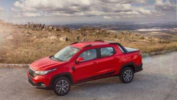 Nuovo Fiat Strada vendite Brasile
