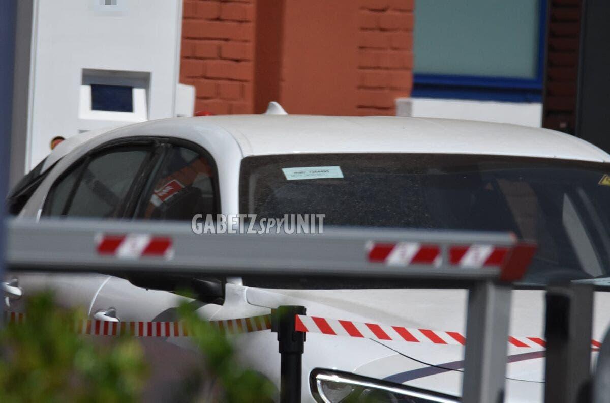 Nuovo Maserati Grecale elettrico prototipo foto spia