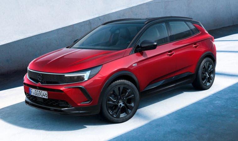 Nuovo Opel Grandland Scelta Opel