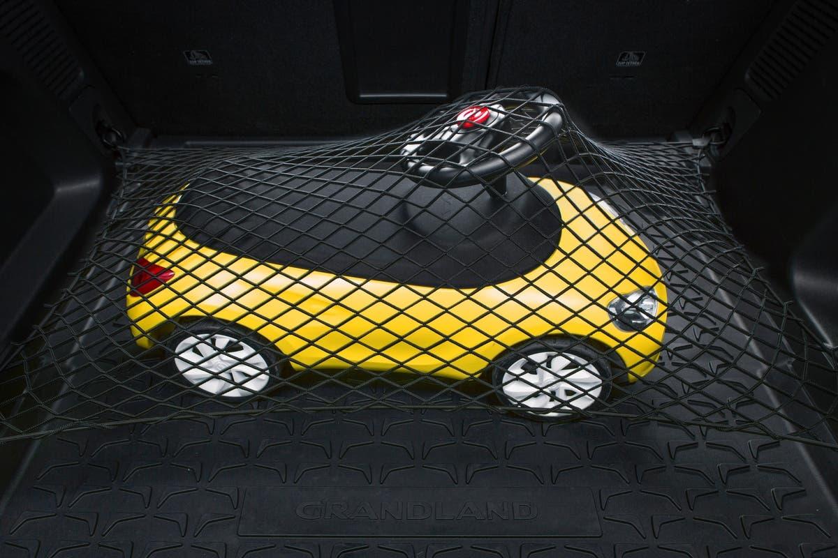 Nuovo Opel Grandland accessari originali