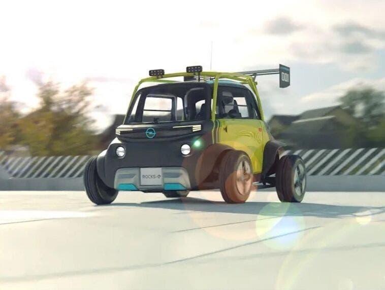 Opel Rocks E-xtreme render