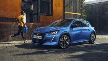 Peugeot e-208 Active Pack offerta finanziamento