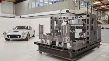 RML Short Wheelbase produzione primo esemplare