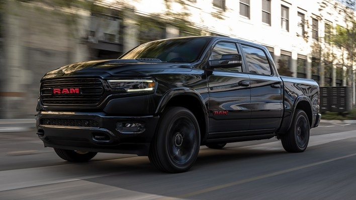 Ram 1500 Limited (RED) Edition 2022