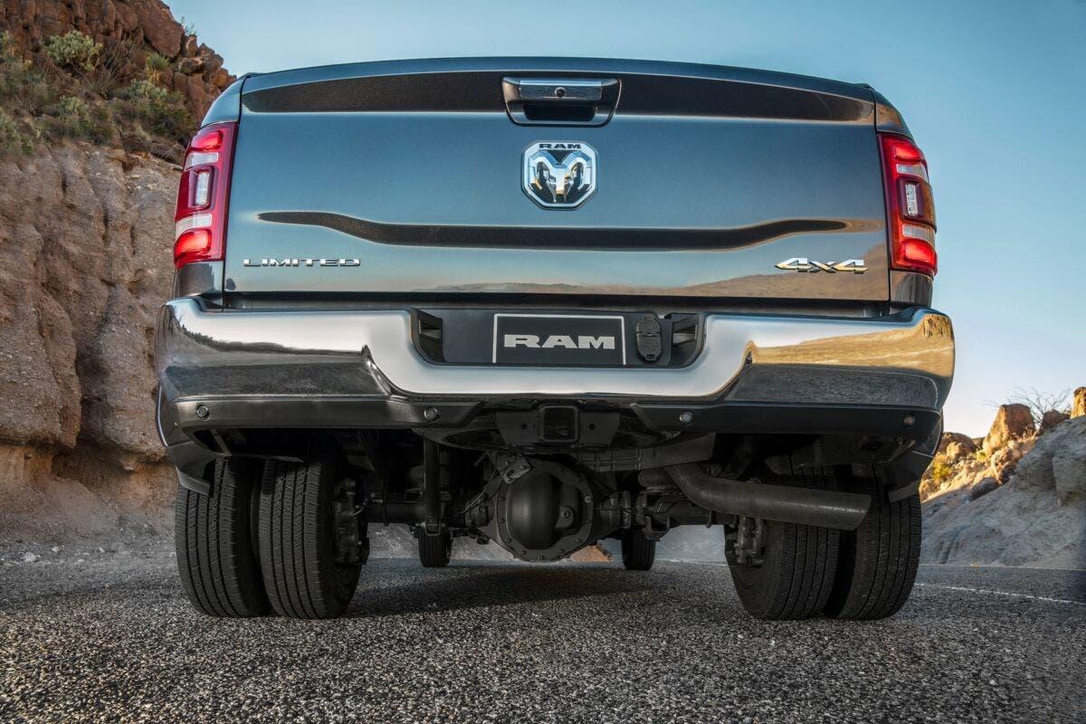 Ram truck gamma 2022