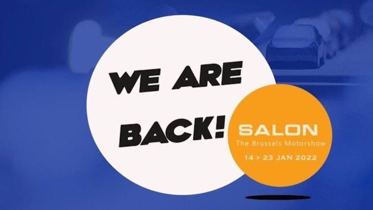Salone di Bruxelles 2022 teaser