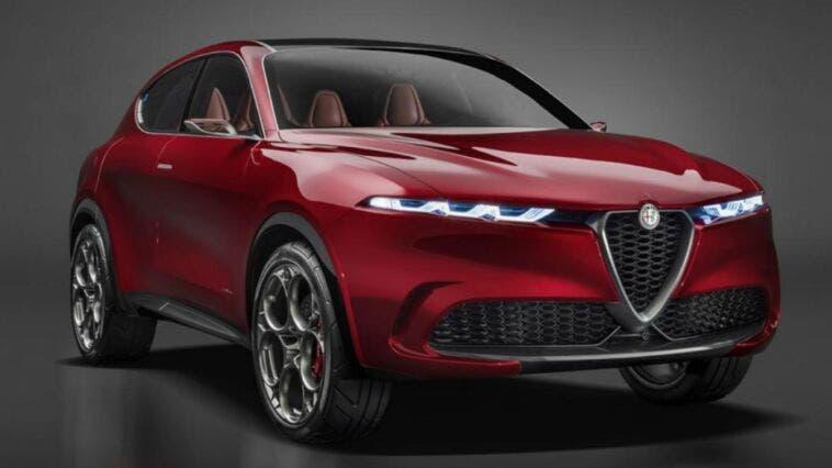 SUV Alfa Romeo Tonale