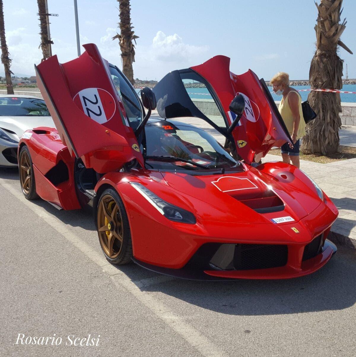Ferrari Cavalcade 2021