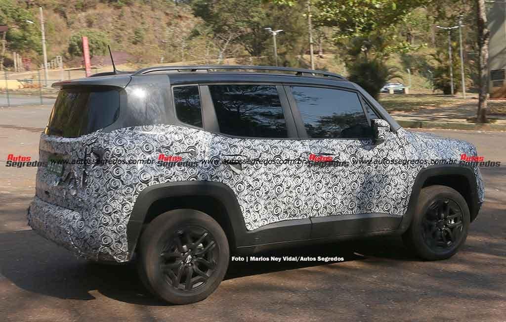 Jeep Renegade Trailhawk 2023