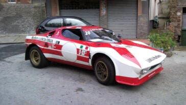 Lancia Stratos Coppa Floriopoli