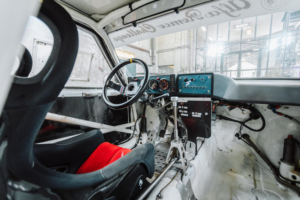 Alfa Romeo 75 Turbo Evoluzione IMSA 1990 asta