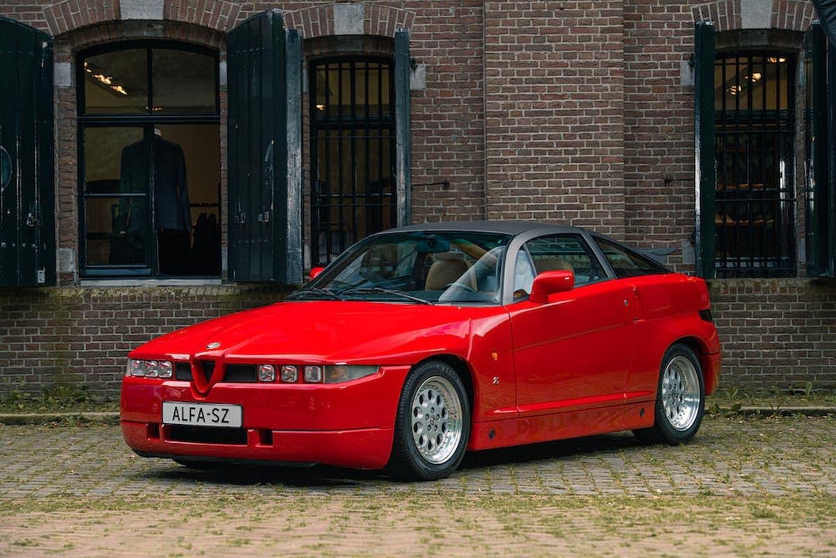 Alfa Romeo SZ 1991 asta Bonhams