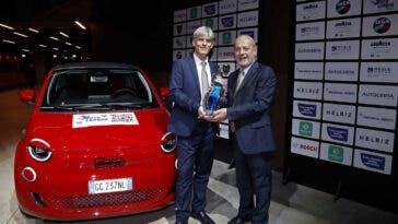 Nuova 500 Elettrica Auto Europa 2022