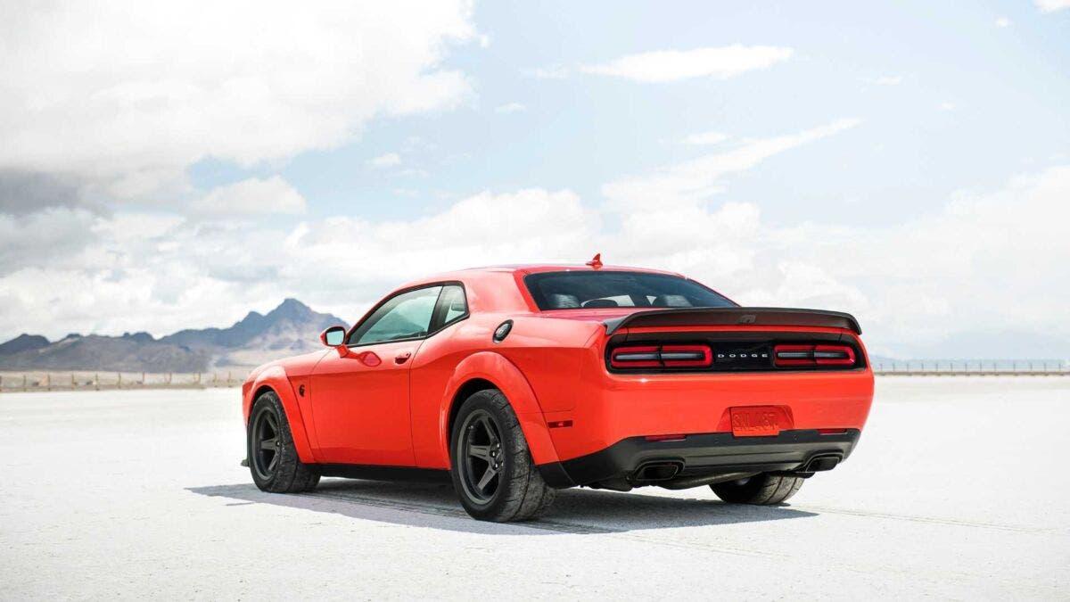 Dodge Challenger vendite