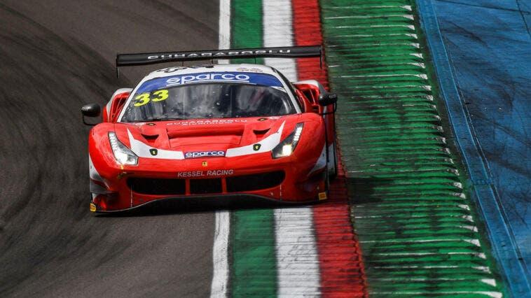 Ferrari Campionato Italiano Gran Turismo Mugello