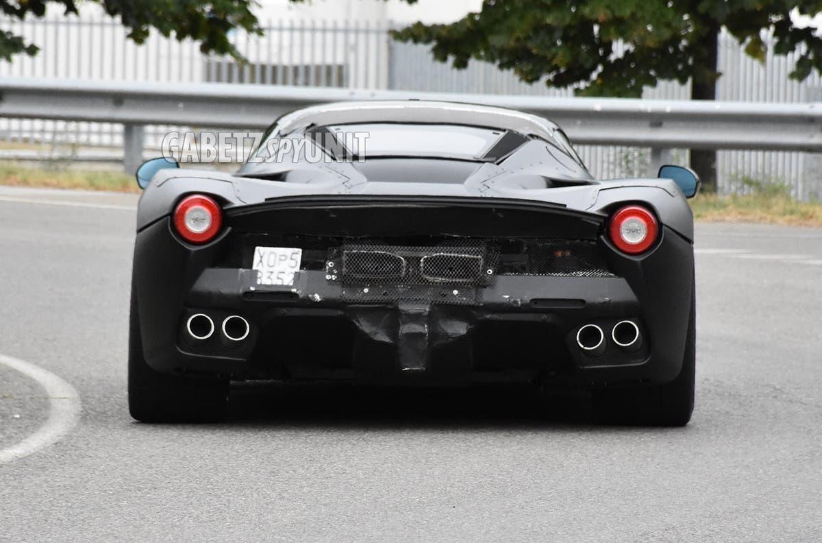 Ferrari F251 Icona ultime foto