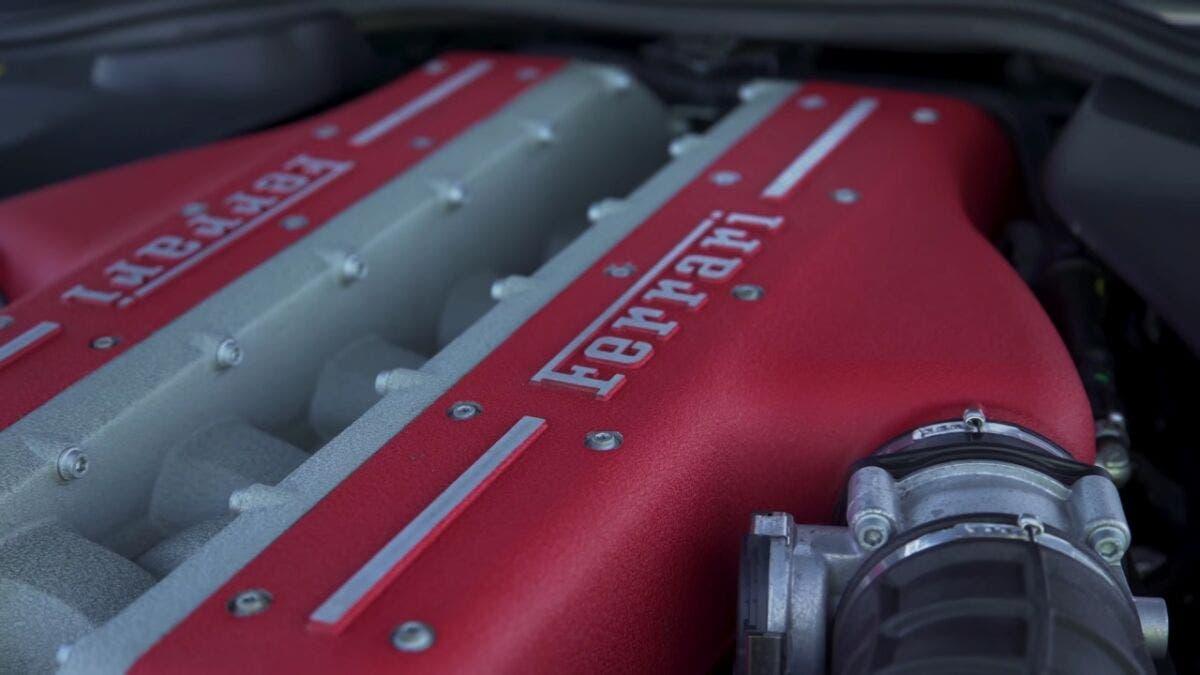 Ferrari GTC4Lusso vs Bentley Continental GT V8 drag race