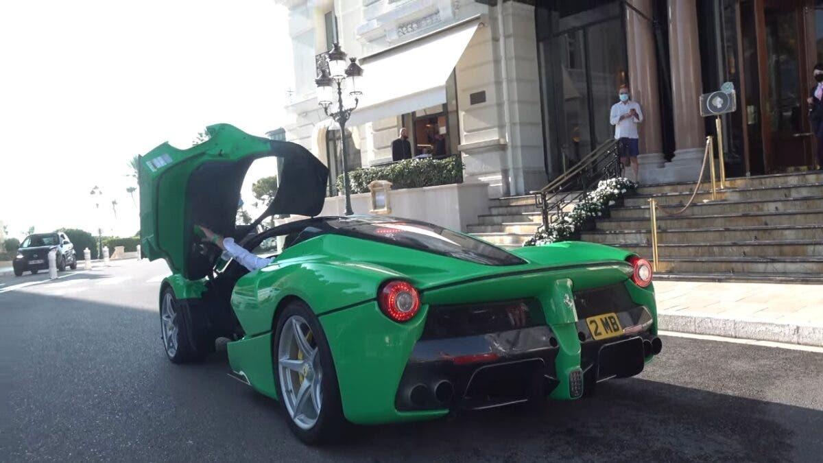 Ferrari LaFerrari Signal Green