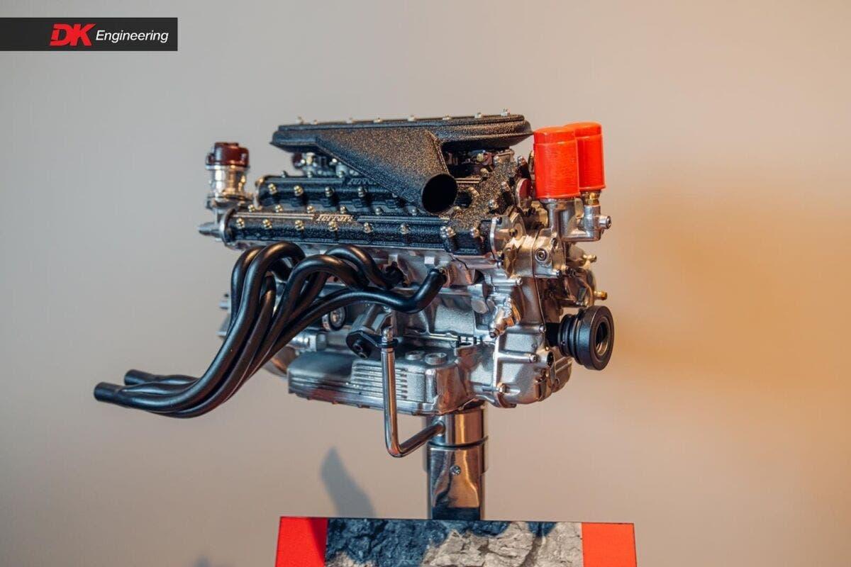 Ferrari motori Terzo Dalia