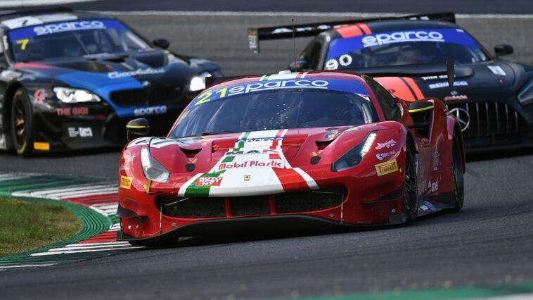 Ferrari vittorie Mugello