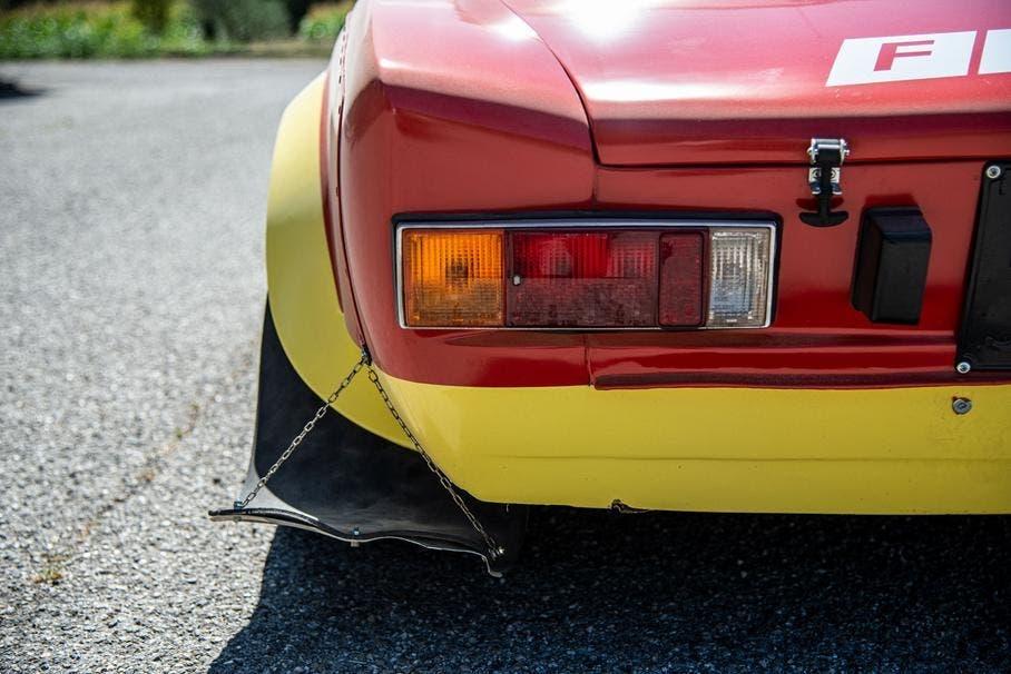 Fiat 124 Abarth Rally 1974 in vendita