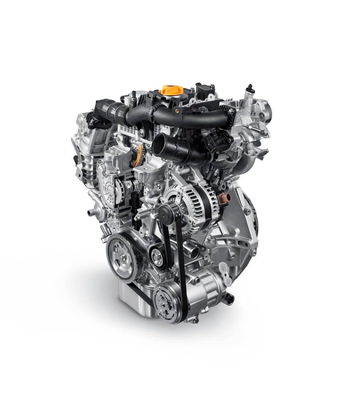 Fiat Pulse motore T200