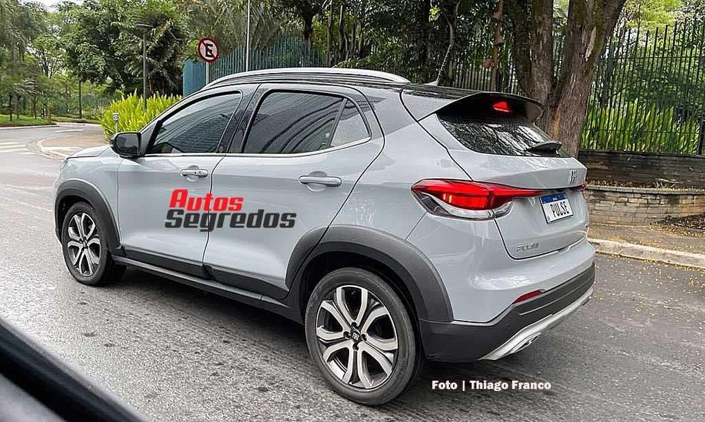Fiat Pulse spot pubblicitario foto