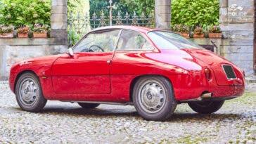 Alfa Romeo Giulietta Sprint Zagato 00001