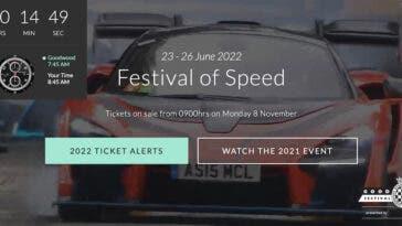 Goodwood Festival of Speed 2022